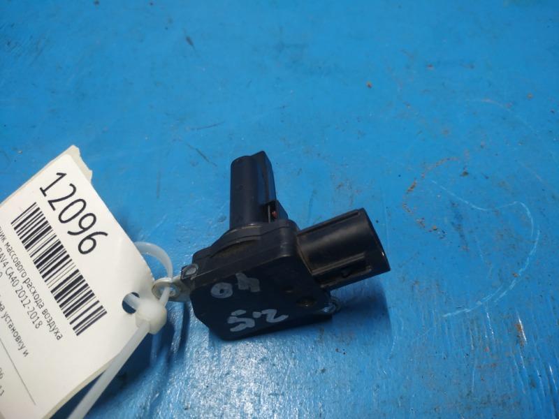 Датчик массового расхода воздуха Toyota Rav4 Ca40 2012 (б/у)