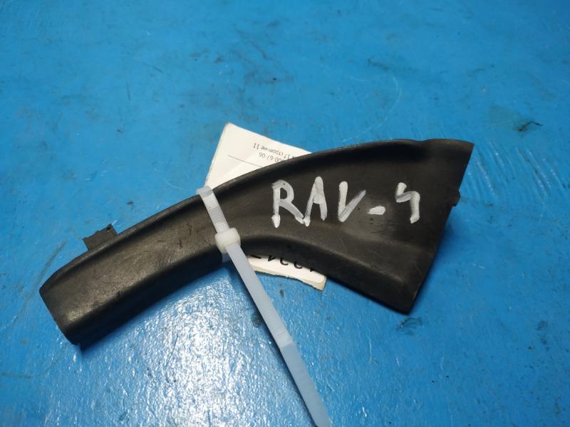 Накладка решетки стеклоочистителя Toyota Rav4 Ca40 2012 левая (б/у)
