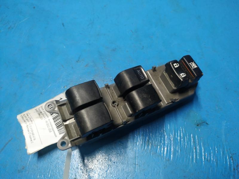 Блок управления стеклоподъемниками Toyota Rav4 Ca40 2012 (б/у)
