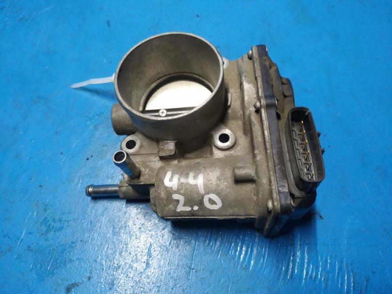 Дроссельная заслонка Toyota Rav4 Ca40 2.0 2012 (б/у)