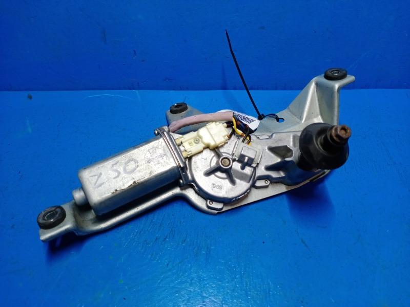 Мотор стеклоочистителя Nissan Murano Z50 2002 задний (б/у)