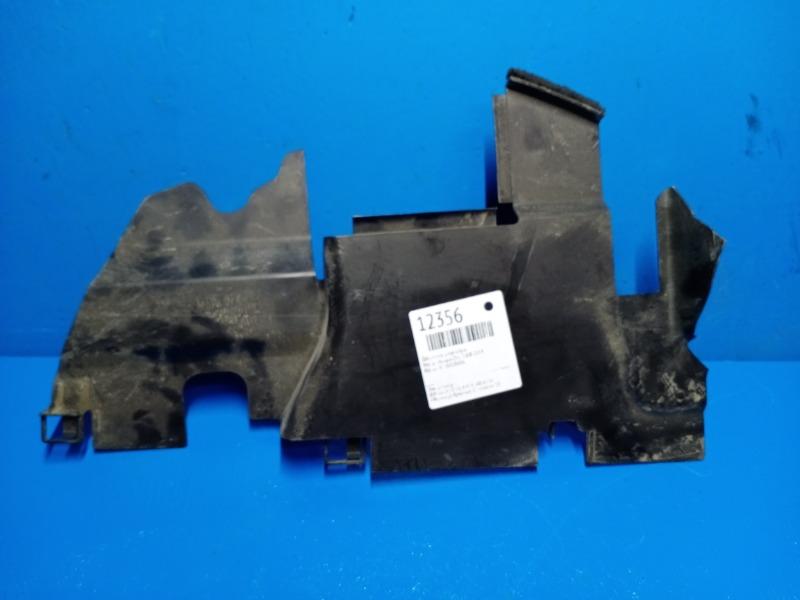 Дефлектор радиатора Nissan Murano Z51 2008 (б/у)