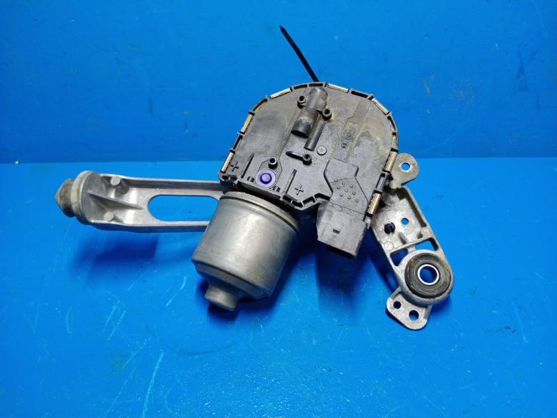 Мотор стеклоочистителя Ford Focus 3 2011 правый (б/у)