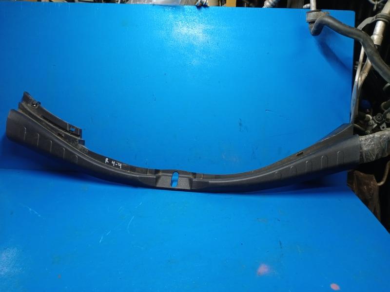 Накладка задней панели Toyota Rav4 Ca40 2012 задняя (б/у)