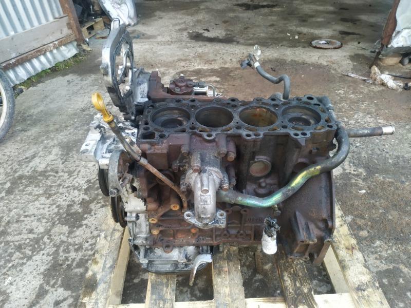 Блок цилиндров двигателя Nissan Xtrail T30 2.2 2000 (б/у)