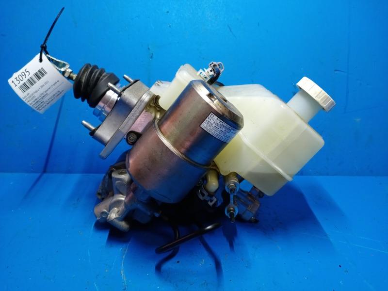 Блок abs, гидроаккумулятор Mitsubishi Pajero 4 2006 (б/у)