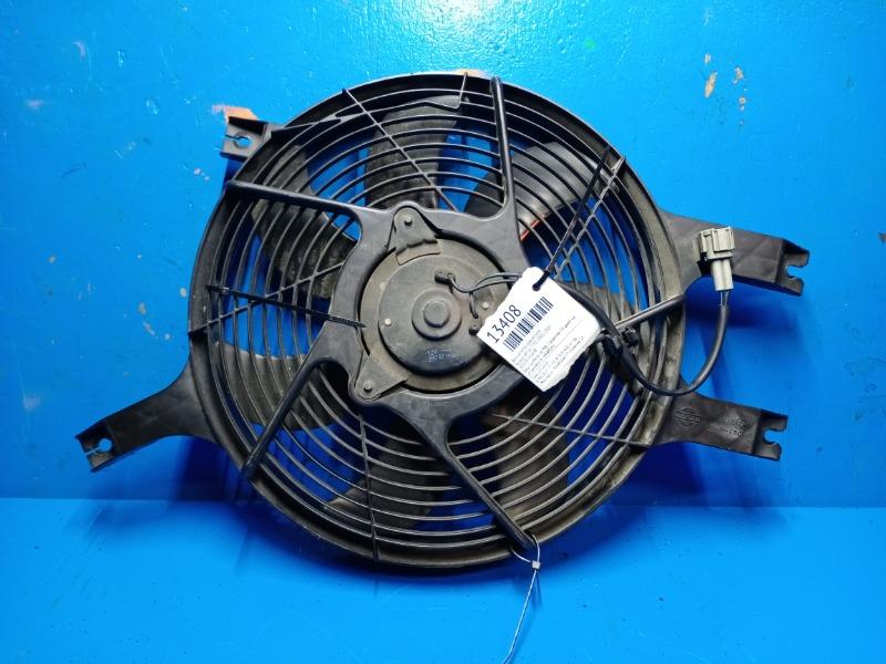 Вентилятор радиатора Nissan Xtrail T30 2000 (б/у)