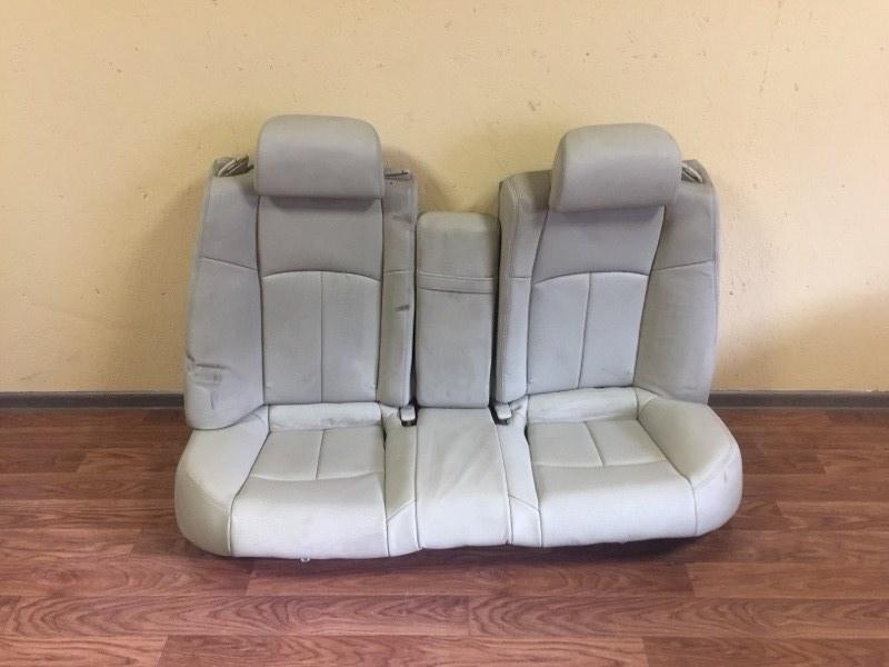 Задний ряд сидений Infiniti G задний (б/у)