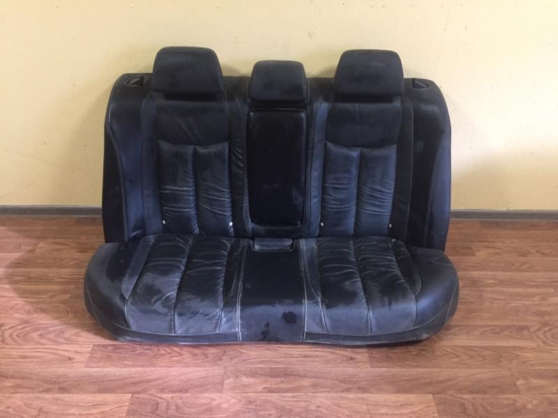 Задний ряд сидений Nissan Teana J32 2008 задний (б/у)