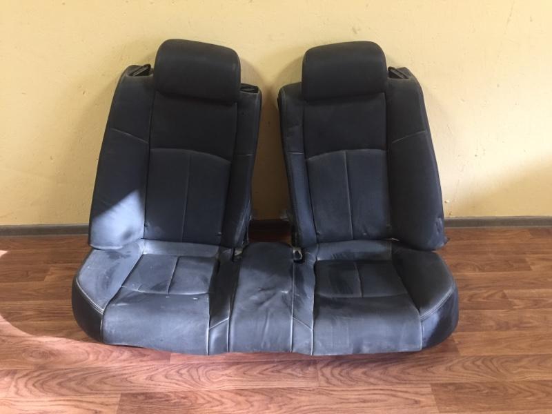 Задний ряд сидений Infiniti G (б/у)