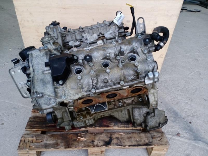 Двигатель Mercedes-Benz E-Class W211 3.5 2002 (б/у)