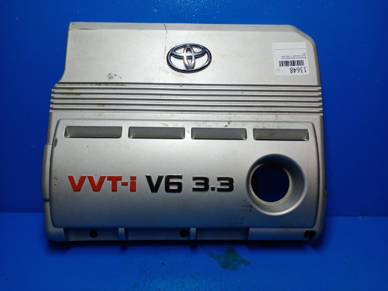 Декоративная крышка двигателя Toyota Highlander 3.3 2003 (б/у)