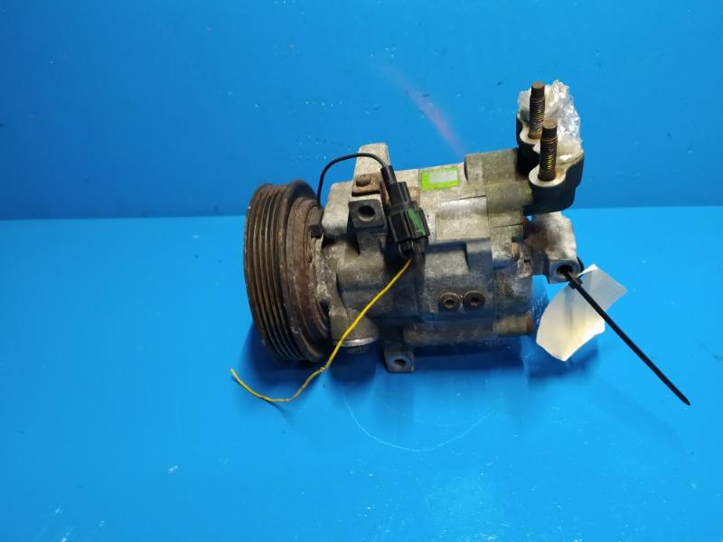Компрессор кондиционера Nissan Micra 1.4 2002 (б/у)