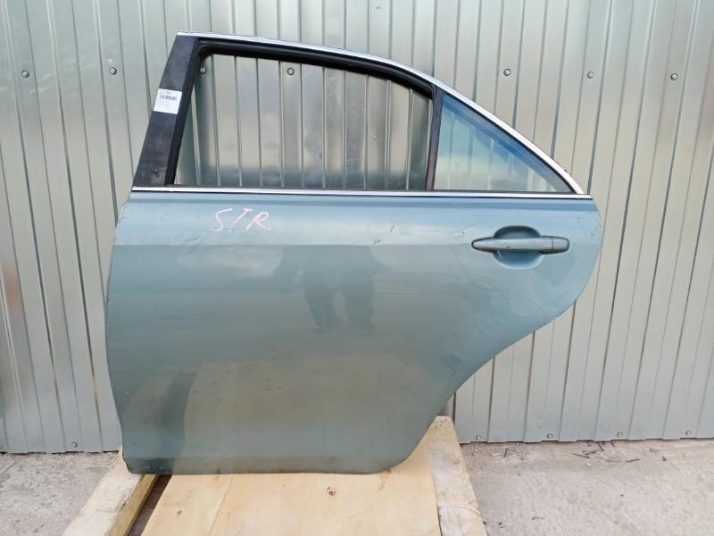 Дверь Toyota Camry 2006 задняя левая (б/у)