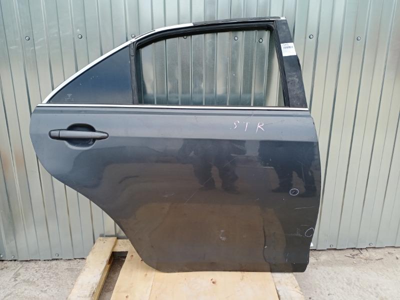 Дверь Toyota Camry 2006 задняя правая (б/у)