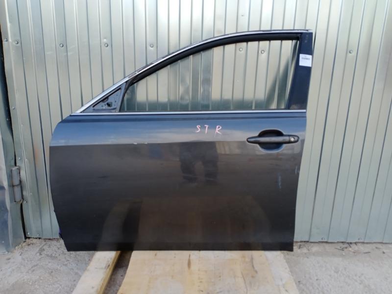 Дверь Toyota Camry 2006 передняя левая (б/у)