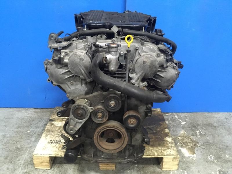 Двигатель Infiniti Fx 3.7 2008 (б/у)
