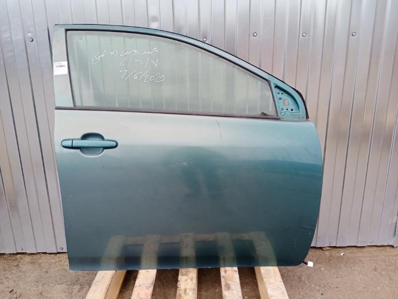 Дверь Toyota Corolla 2006 передняя правая (б/у)