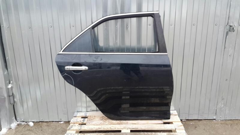 Дверь Toyota Camry 2011 задняя правая (б/у)