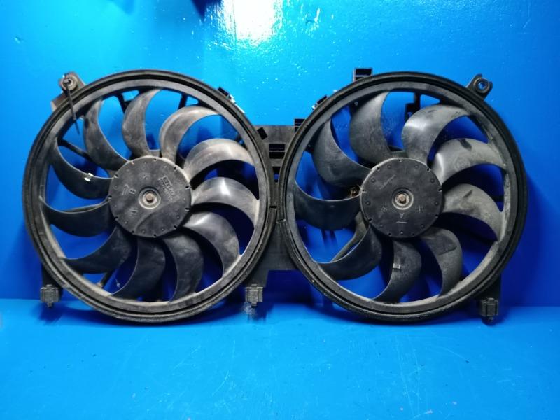 Диффузор в сборе Nissan Murano Z51 3.5 2007 (б/у)