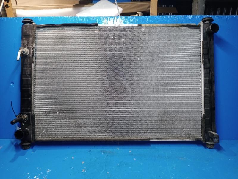 Радиатор охлаждения двигателя Nissan Murano Z51 3.5 2007 (б/у)