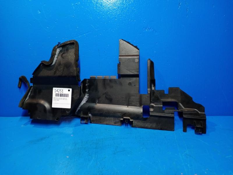 Дефлектор радиатора Nissan Murano Z51 3.5 2007 передний левый (б/у)