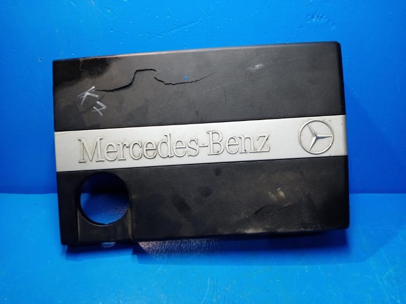 Декоративная крышка двигателя Mercedes-Benz C-Class W204 1.8 2000 (б/у)
