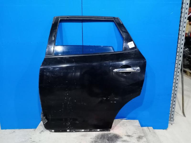 Дверь Nissan Murano Z51 2008 задняя левая (б/у)