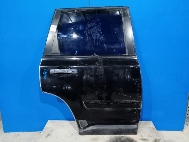 Дверь Nissan Xtrail T31 2007 задняя правая (б/у)
