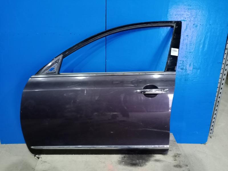 Дверь Nissan Teana J32 2008 передняя левая (б/у)
