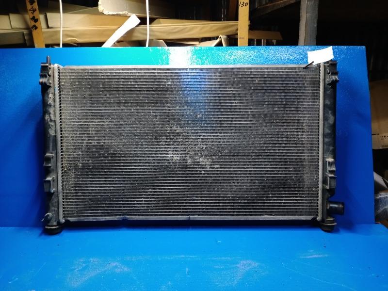 Радиатор охлаждения двигателя Mitsubishi Outlander Xl 2007 передний (б/у)
