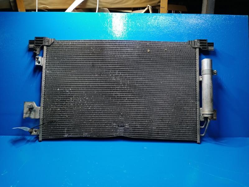 Радиатор кондиционера Mitsubishi Outlander Xl 2007 передний (б/у)