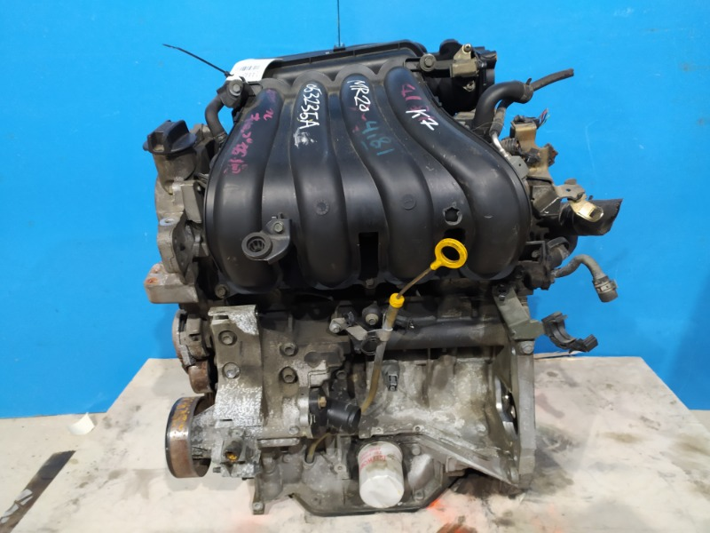 Двигатель Nissan Xtrail T31 2.0 2006 (б/у)