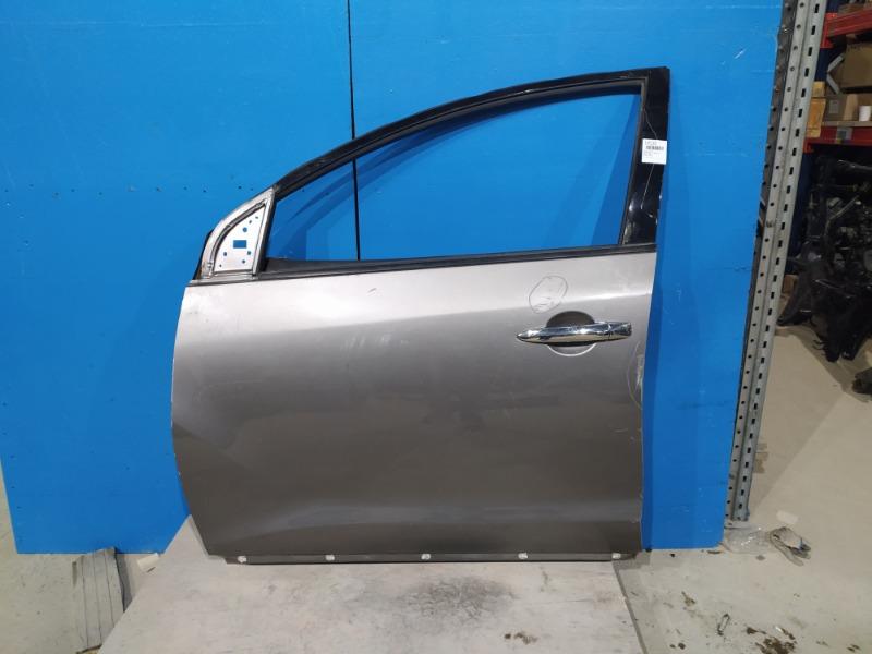 Дверь Nissan Murano Z51 2008 передняя левая (б/у)