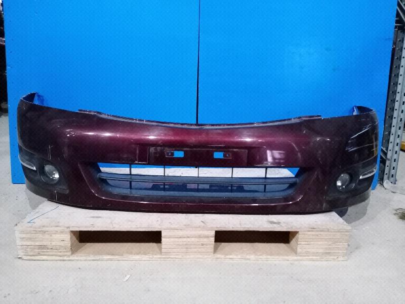 Бампер Nissan Teana J32 2008 передний (б/у)