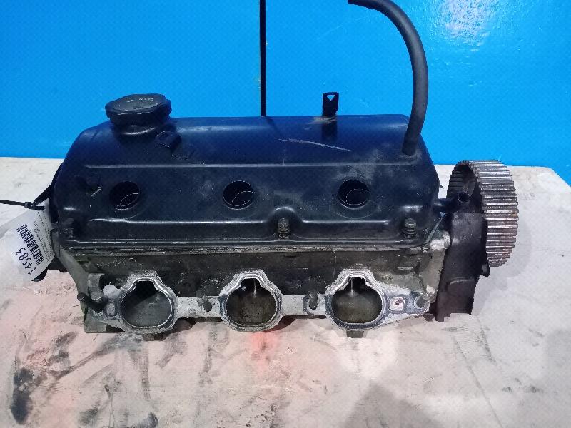 Головка блока цилиндров Mitsubishi Pajero 3 3.5 2000 левая (б/у)