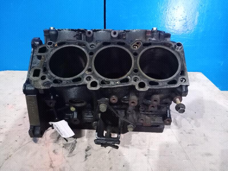 Блок цилиндров двигателя Mitsubishi Pajero Sport 1 3.0 1998 (б/у)
