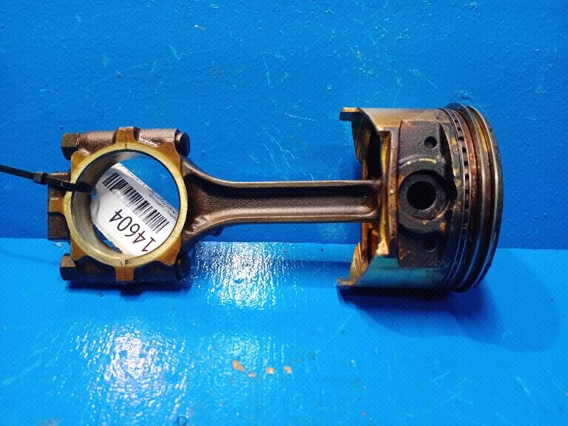 Поршень с шатуном Mitsubishi Pajero Sport 1 3.0 1998 (б/у)