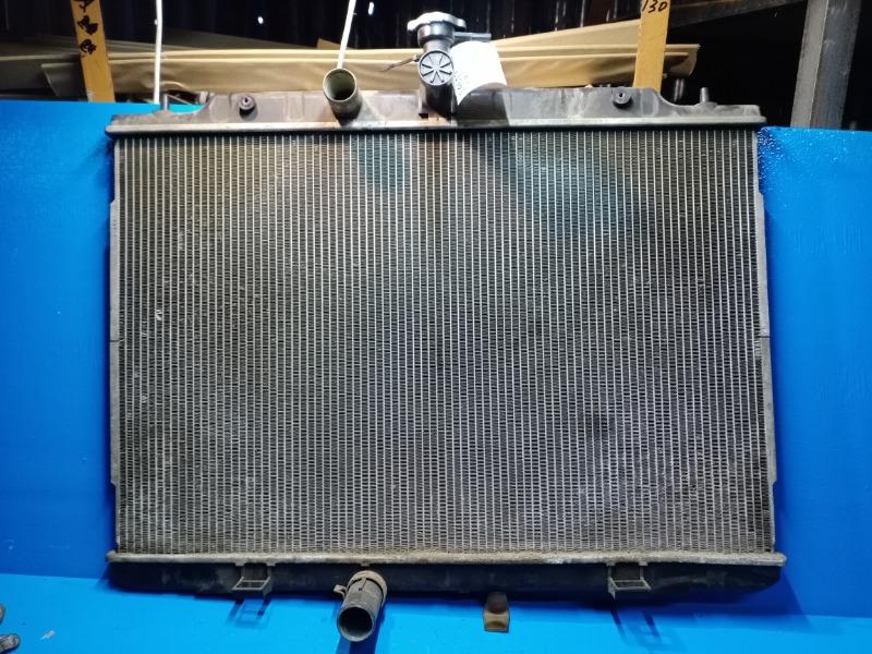 Радиатор охлаждения двигателя Nissan Xtrail T31 2.0 2007 (б/у)
