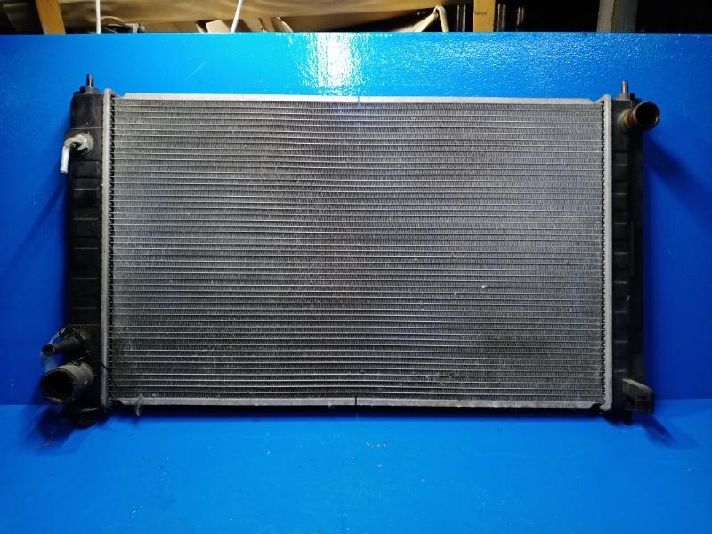 Радиатор охлаждения двигателя Nissan Teana J32 2007 (б/у)