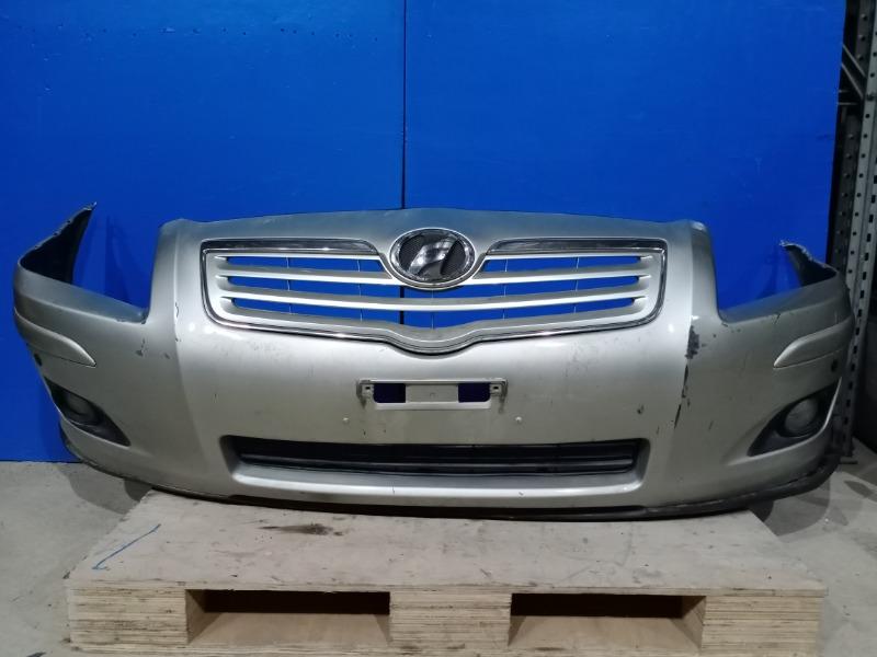 Бампер Toyota Avensis AZT251 2006 передний (б/у)