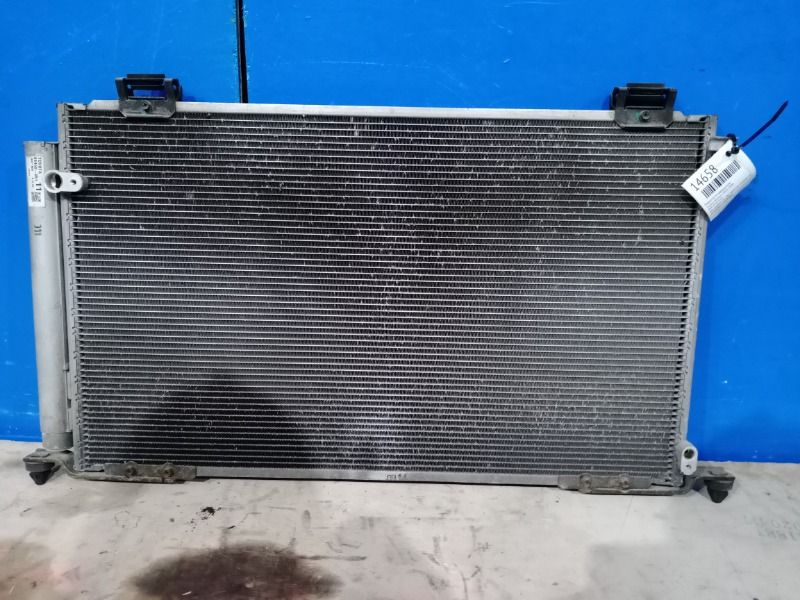 Радиатор кондиционера Toyota Avensis 2003 (б/у)