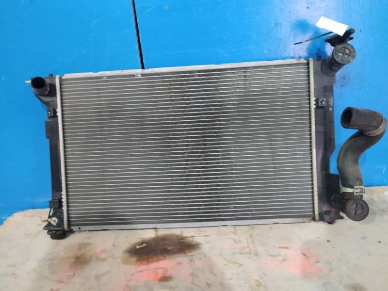 Радиатор охлаждения двигателя Toyota Avensis 2003 (б/у)