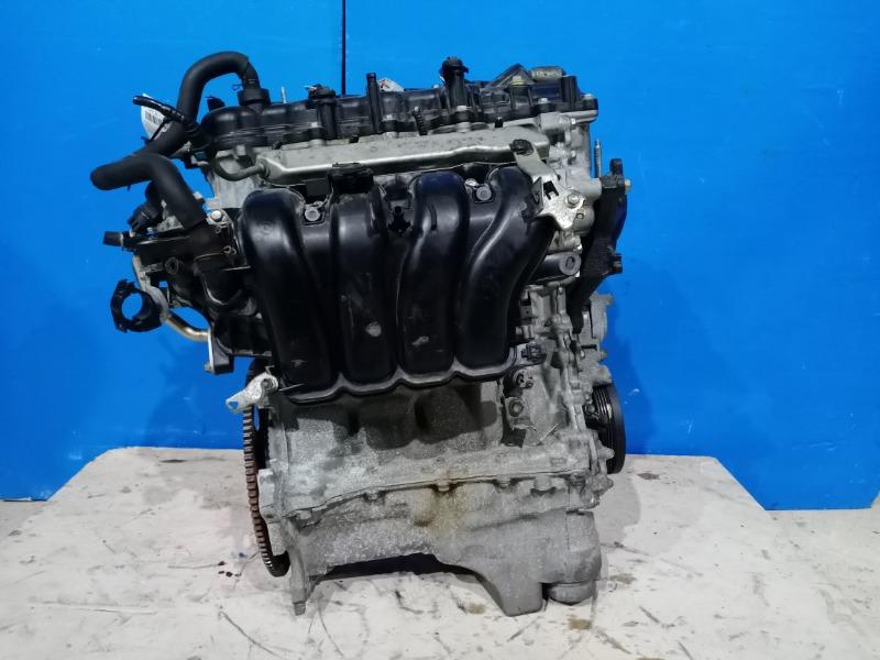 Двигатель Toyota Auris 1.3 2006 (б/у)