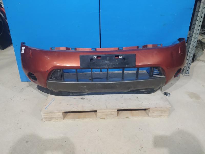 Бампер Nissan Murano Z50 2000 передний (б/у)