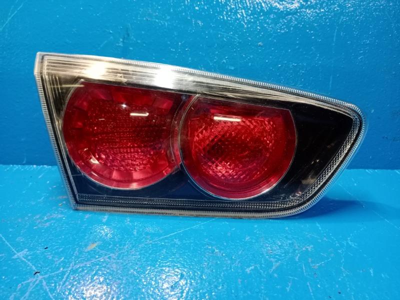 Фонарь внутренний Mitsubishi Lancer 10 2010 задний левый (б/у)