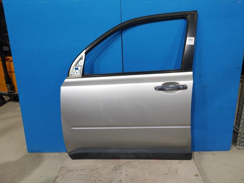 Дверь Nissan Xtrail T31 2007 передняя левая (б/у)
