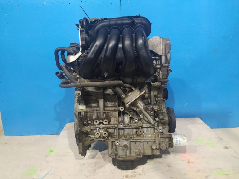 Двигатель Nissan Xtrail T31 2.5 2007 (б/у)