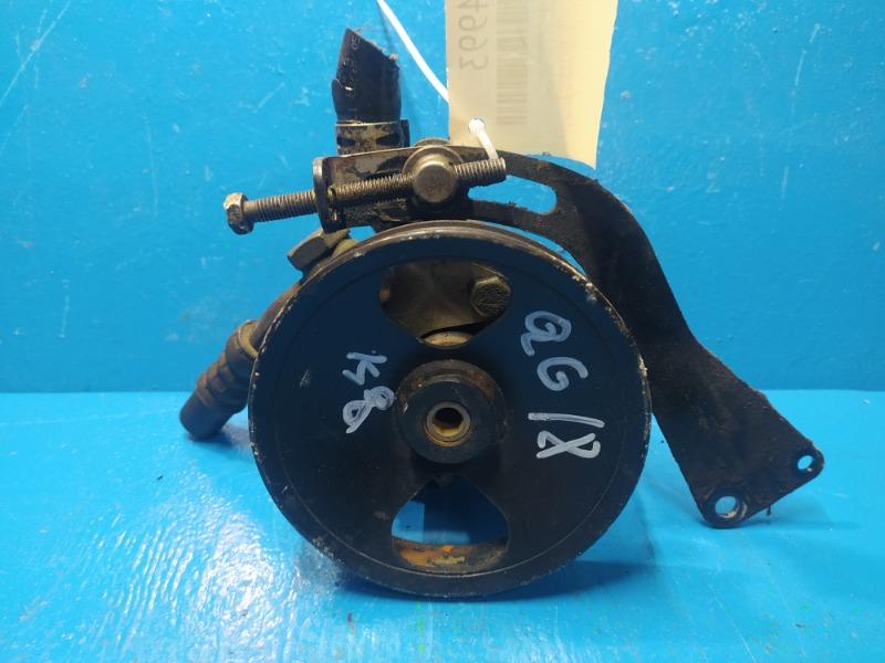 Насос гидроусилителя гур Nissan Almera 2 1.6 2000 (б/у)