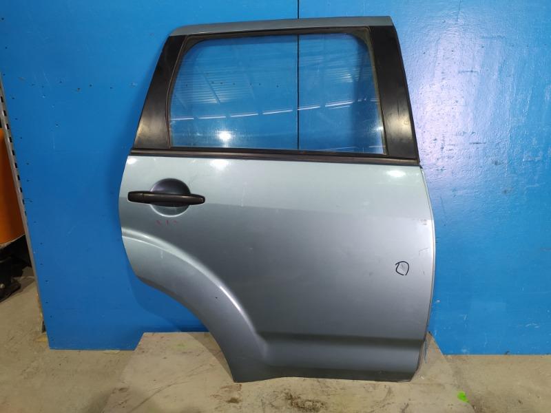 Дверь Mitsubishi Outlander Xl 2006 задняя правая (б/у)